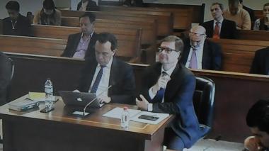 Jueza concede casa por cárcel a Luis Fernando Andrade