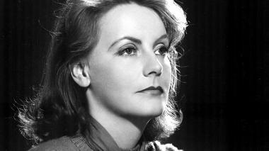 Subastarán cartas de la legendaria actriz Greta Garbo