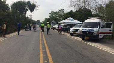 Más de 1.500 policías garantizan la seguridad en Bolívar