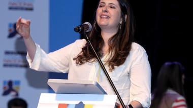 Paloma Valencia, por fuera de baraja de candidatos del Centro Democrático a la Presidencia
