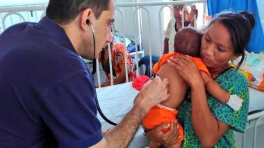 Muere niño wiwa por desnutrición en La Guajira