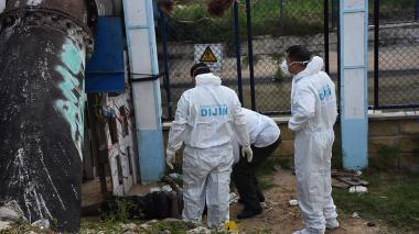 Seis muertes violentas en Barranquilla y área metropolitana durante la noche de velitas