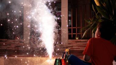 Celebración de Velitas: 3 quemados en Barranquilla y 5 en municipios