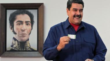 Maduro anuncia exclusión de partidos opositores para elecciones presidenciales