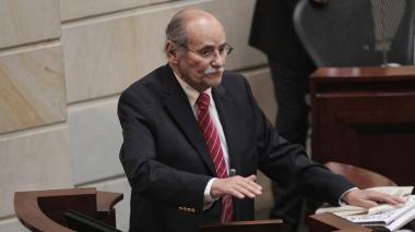 Serpa no aspirará al Senado; su hijo Horacio José, sí