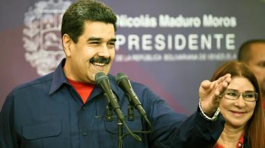 Triunfo aplastante de Maduro en municipales afianza su reelección
