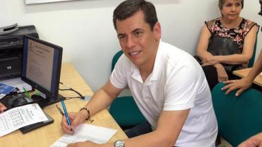 Hermano de 'Ñoño' Elías se inscribe a la Cámara por la U