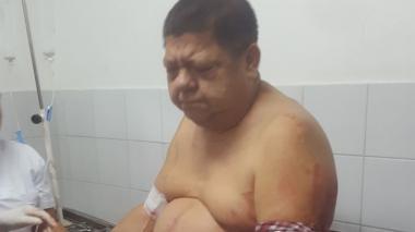 Edil herido en La Chinita fue señalado como el zar del chance ilegal
