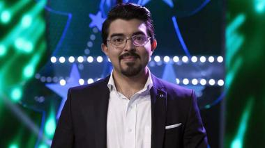 Barranquillero Eduardo Escolar gana $100 millones en 'A otro nivel'