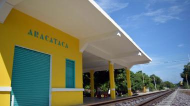 Estación de tren en Aracataca: museo y sitio turístico