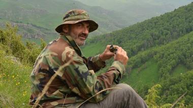 Este es Jean-Louis Maurette, el francés que va por los bosques buscando al yeti