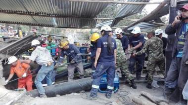 Explosión en mina de carbón deja tres personas muertas en Norte de Santander
