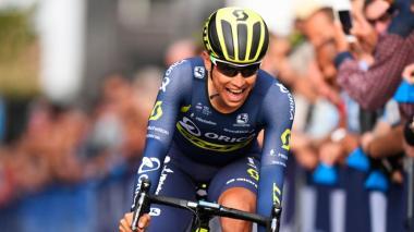 Esteban Chaves correrá el Giro de Italia y la Vuelta a España