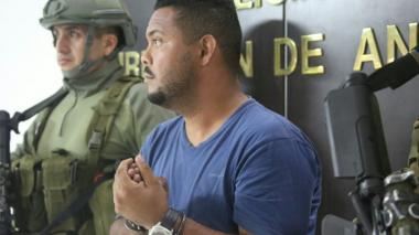 Capturan a 'Chuku', presunto narcotraficante panameño