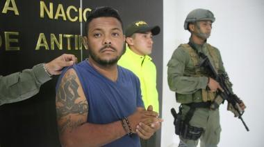 Alias Chuku, el presunto narcotraficante panameño, fue expulsado del país