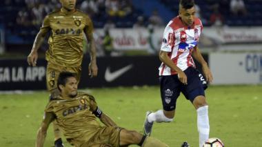 Víctor Cantillo,  en la mira  del Udinese