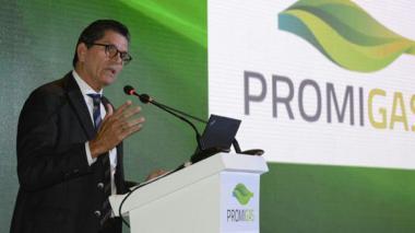 El presidente de Promigas, Antonio Celia.Jhonny Hoyos.