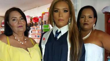 Tiffany Yoled, la primera bachiller trans de Bolívar