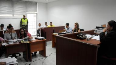 Aplazan la audiencia de libertad por vencimiento de términos de Dayana Jassir