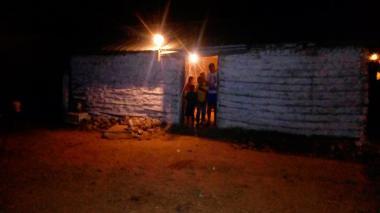 El hecho se presentó en una casa de bahareque donde viven siete personas y el niño fallecido.
