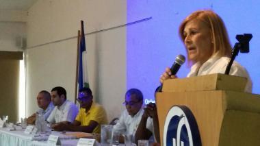 """""""Víctimas exigimos que nos digan dónde están nuestros desaparecidos"""": Yolanda Pinto"""