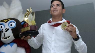 Nelson Soto, Deportista del Año en el Atlántico