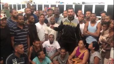 Levantan el aislamiento a los 58 colombianos presos en Venezuela