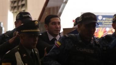 Entre miércoles y jueves, Santos firmaría extradición del exfiscal Moreno a EEUU
