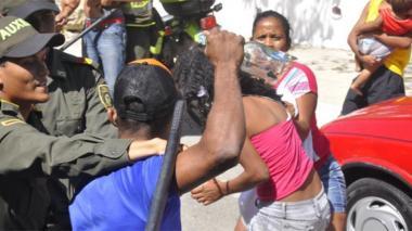 Riñas reportadas el 24 de diciembre en Barranquilla subieron 25% frente a 2016