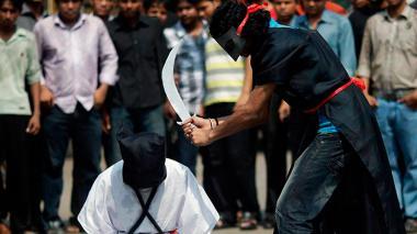 Ejecutan a un hombre que mató a 6 personas en un atropello en Arabia Saudí