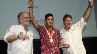 Nelson Soto, de nuevo premiado como deportista del año