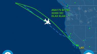 Avión tiene que regresarse en la mitad de un vuelo por llevarse un pasajero equivocado