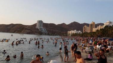 Playas del Rodadero
