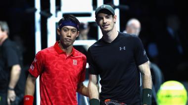 Murray y Nishikori se suman a lista de ausencias en el Abierto de Australia