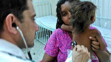 Hospital de Riohacha atiende su primer paciente infantil con desnutrición del año