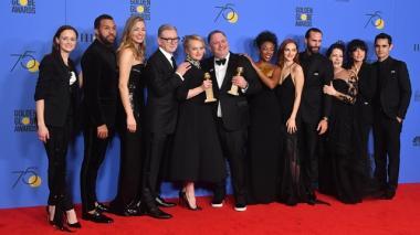 Globos de Oro, Hollywood celebra sin olvidar el escándalo sexual