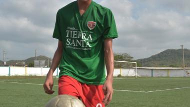 Aimar juega en el 'Caribe Champions'