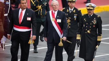 """Kuczynski designa nuevo gabinete ministerial de """"reconciliación"""" en Perú"""