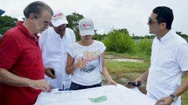 Minvivienda y Gobernación construyen 1.080 viviendas en 4 municipios