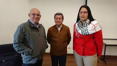 Eln expresa voluntad de continuar con los diálogos de paz
