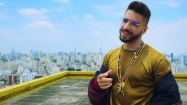 Maluma lidera la lista de reproducción en YouTube con 'Corazón'