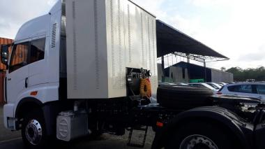 Surtigas impulsa el transporte de carga con GNV