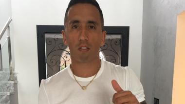 """""""Quería quedarme acá con la familia, no había ningún problema familiar"""": Lucas Barrios"""