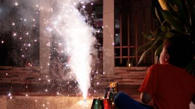 ICBF intensificará campañas contra la pólvora desde los primeros meses del año