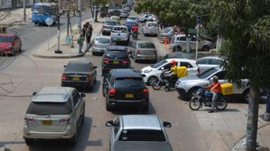 En vigencia descuento en el tránsito de Barranquilla