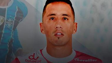 Argentinos Juniors confirma la llegada de Lucas Barrios