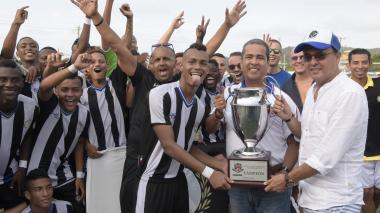 Udinese alzó la 'orejona' en el Caribe Champions