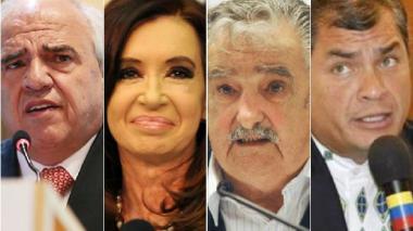 Ernesto Samper y otros tres expresidentes sudamericanos firman petición a favor de Lula