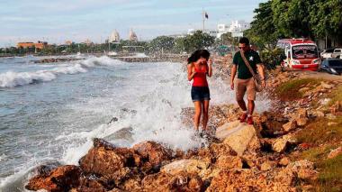 En lo que va de 2018 se han presentado dos frentes fríos que afectan el mar Caribe
