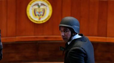 Luis Gustavo Moreno debe seguir en guarnición militar, pide Corte
